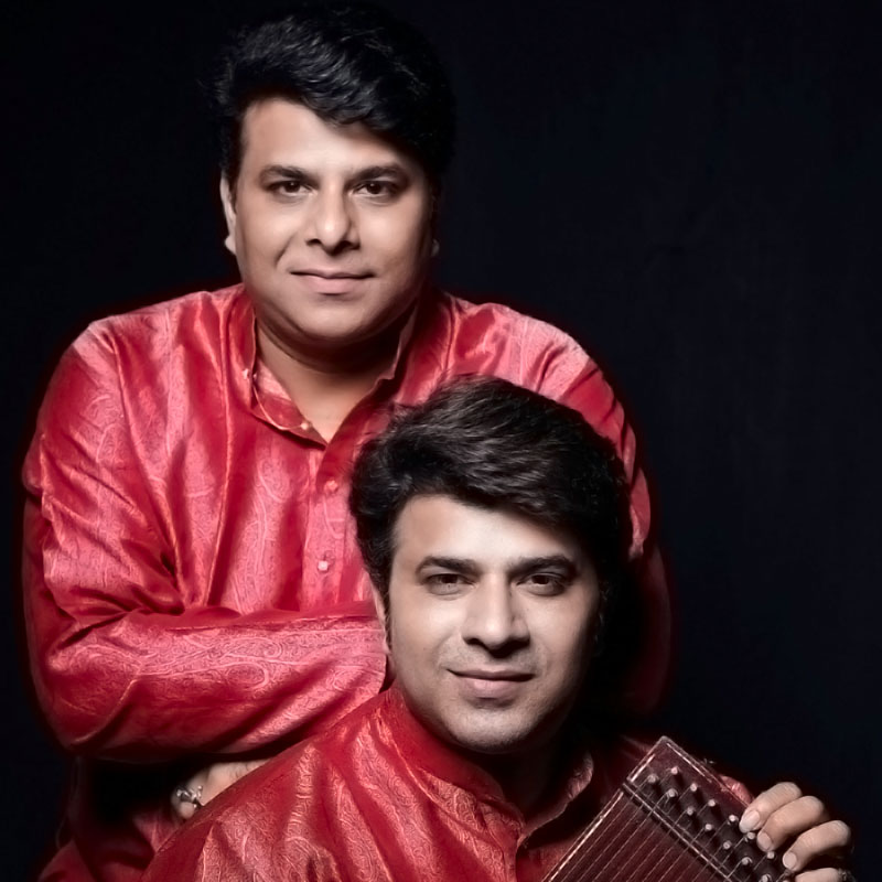 Ritesh and Rajnish Mishra
