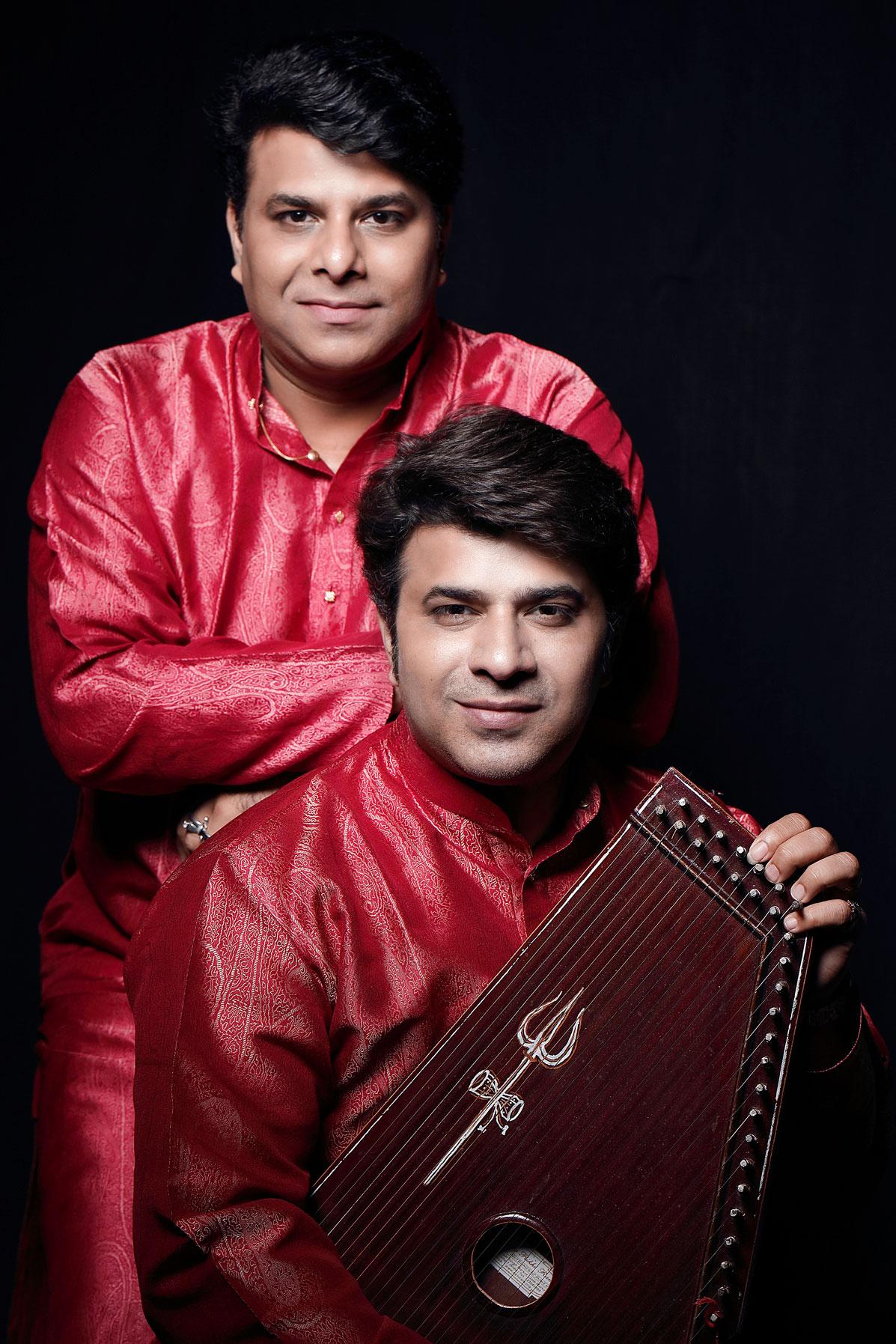 Ritesh and Rajnish Mishra