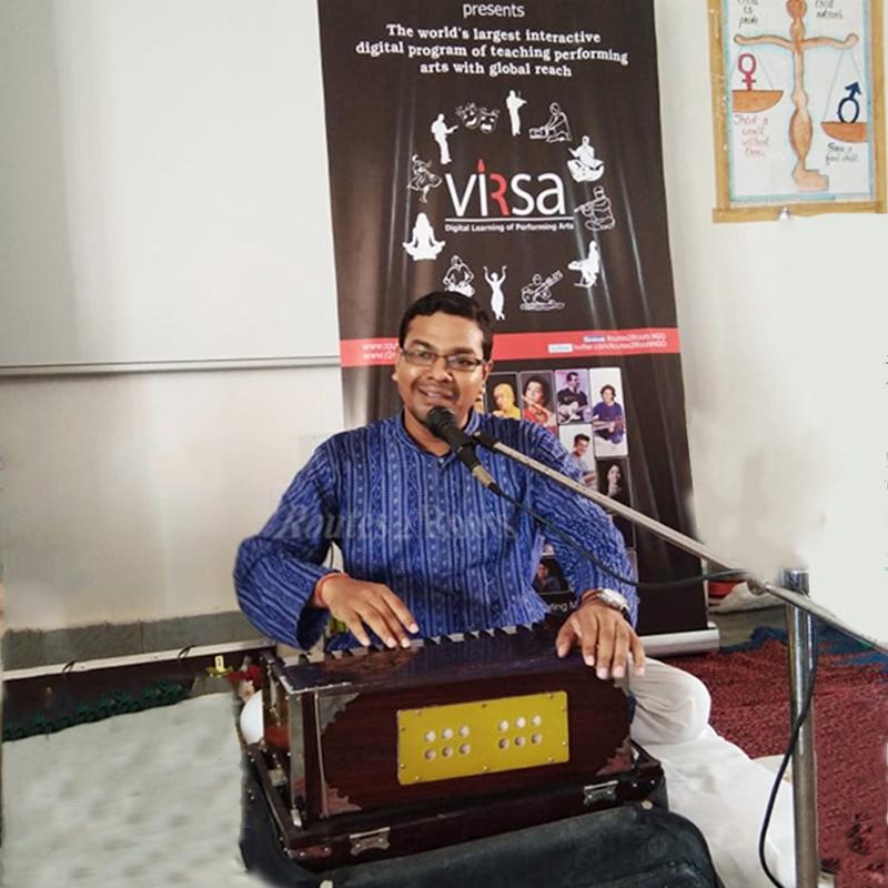 Kshiti Prakash Mohapatra