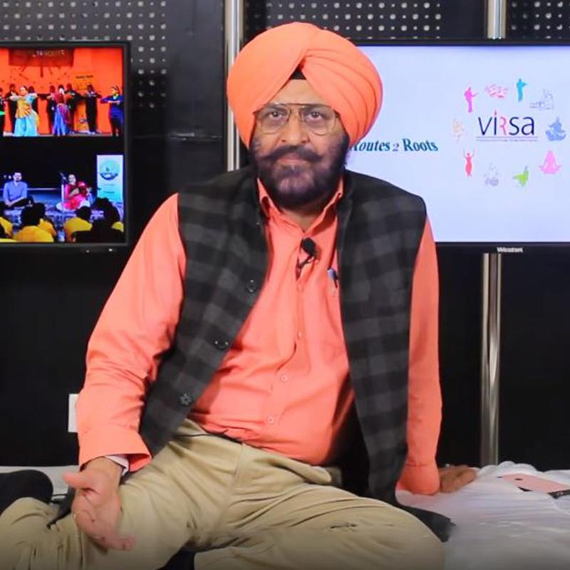 Dr. Rawail Singh